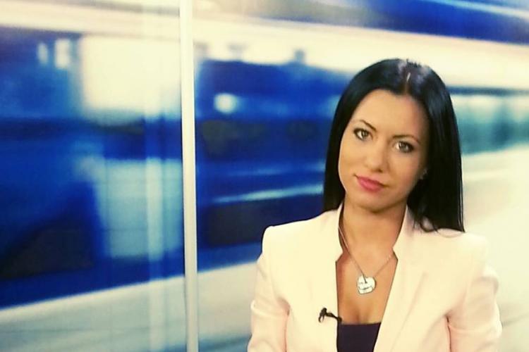 Fosta jurnalistă Diana Apahidean a pierdut procesul cu Televiziunea Română
