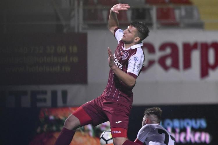 """Țucudean, golgheterul CFR Cluj, este bogat. Cum arată """"garajul"""" atacantului"""
