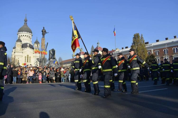 Șeful ISU Cluj, colonelul Ion Moldovan, avansat la gradul de general de brigadă
