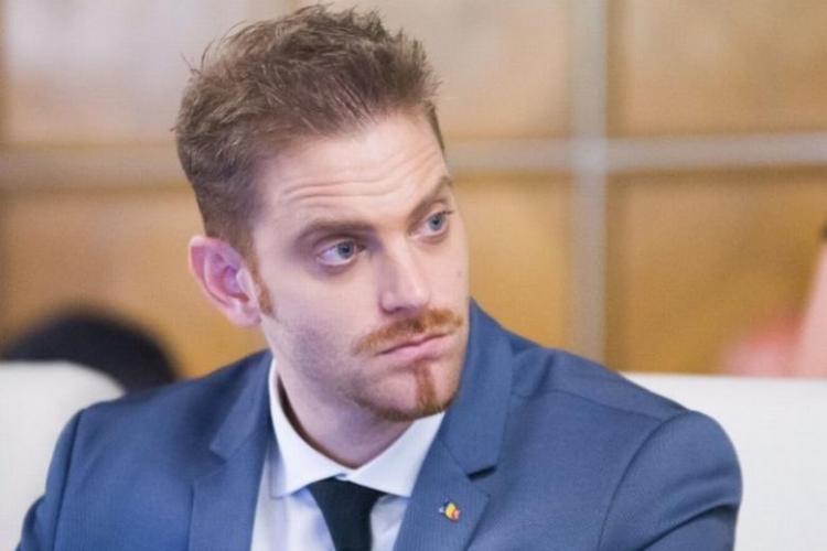 Dăncilă l-a salvat pe Ilan Laufer și i-a dat funcția de consilier onorific în Guvern