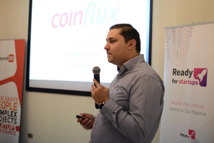 Vlad Nistor, fondatorul Coinflux, reținut la Cluj de procurorii din SUA pentru țepe cu bitcoin