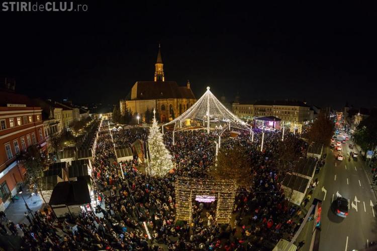 Weekend plin de concerte și activități la Cluj. Care este programul complet al evenimentelor de 1 Decembrie