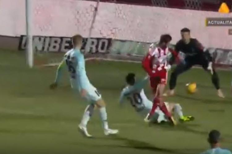 Sepsi - FCSB 4-2. FCSB pierde contactul cu CFR Cluj - REZUMAT VIDEO