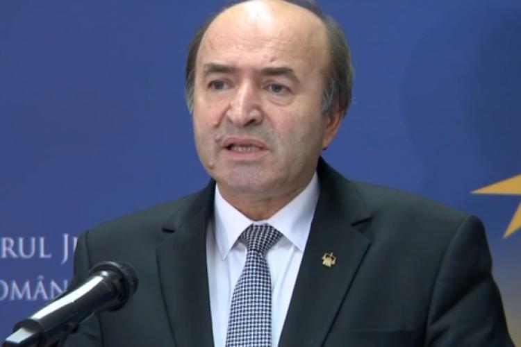 Ministrul Justiției, Tudorel Toader, despre amnistie: Toți își doresc asta