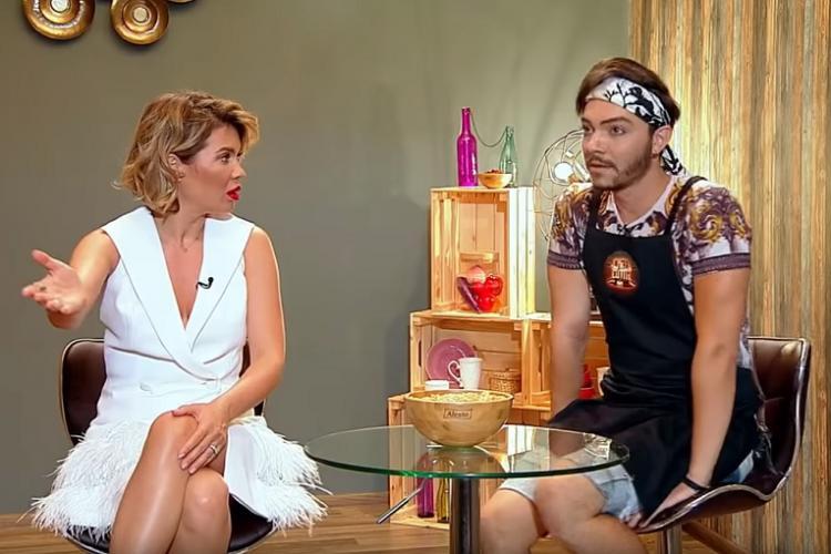 """""""Regele divertismentului"""", eliminat de la """"CHEFI LA CUȚITE"""": M-AU ELIMINAT FIINDCĂ SUNT GAY!"""