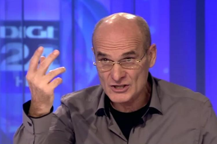 Ce spune Cristian Tudor Popescu despre pensia de 56.000 de lei pe lună (12.000 Euro)