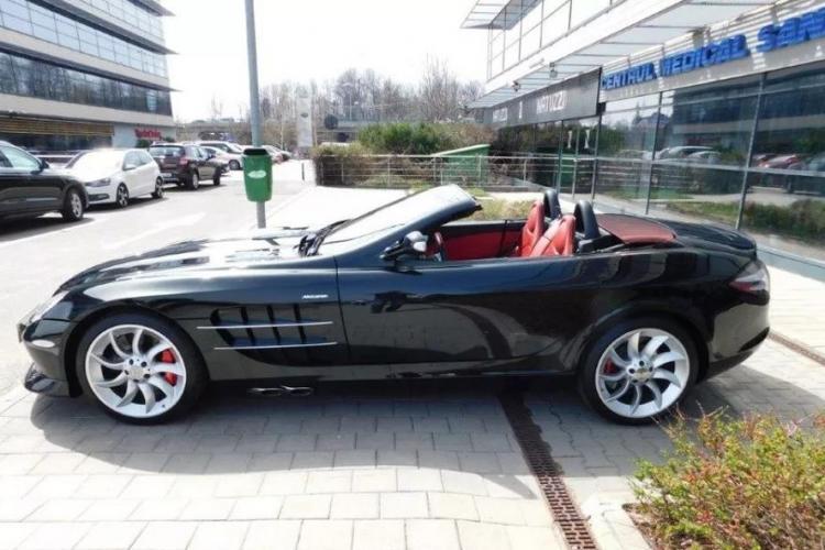 Top 5 super mașini de vânzare în România - FOTO