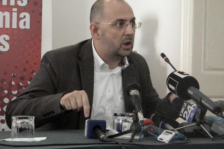 Kelemen susține că prin separarea Ținutului Secuiesc nu vrea să fure Ardealul