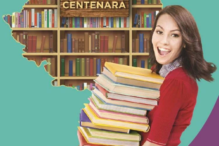 În an centenar, Centrul Comercial Auchan Iris din Cluj îmbogățește fondul de carte al bibliotecilor publice rurale alături de Educab