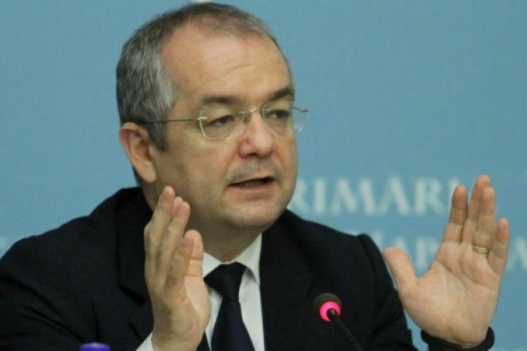 Emil Boc audiat de DNA în dosarul Poşta Română