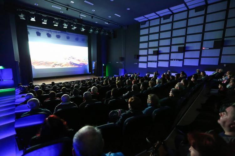 Proiecții gratuite de filme, la Cinema Dacia, în Mănăștur. Vezi programul