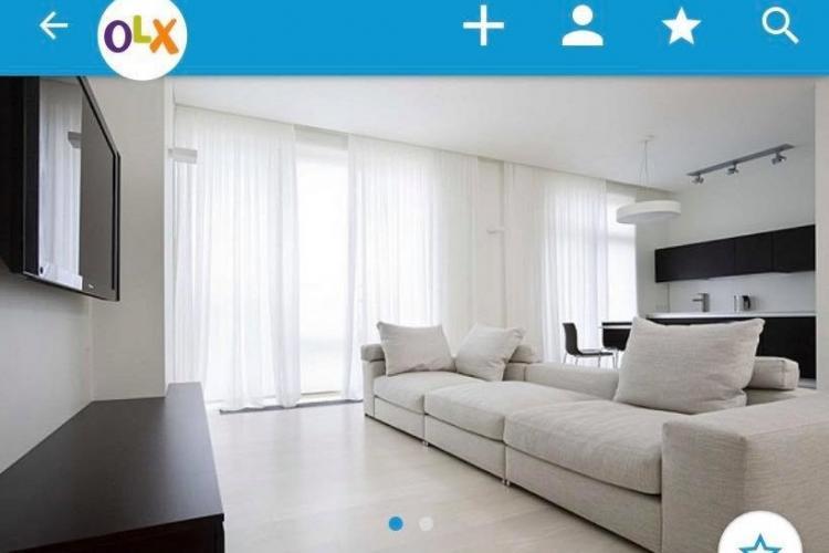 CLUJ: O nouă țeapă pe OLX? Apartamente SUSPECT de ieftine în centrul orașului FOTO