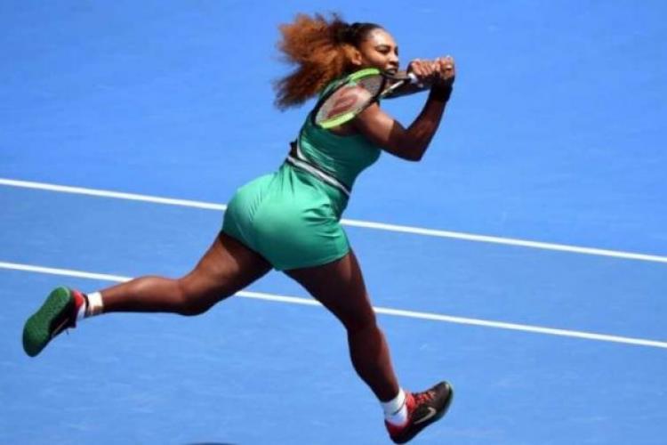 Serena Williams, jignită în ultimul hal de un moderator român