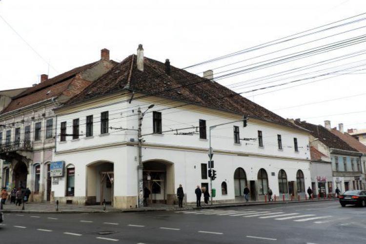 Casa Hintz, gazda Muzeului Farmaciei din Cluj-Napoca, intră în renovare