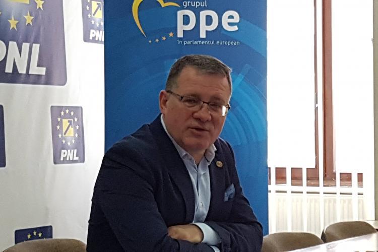 Deputatul PNL Cluj, Adrian Oros, cere basarabenilor din România să voteze cu blocul ACUM