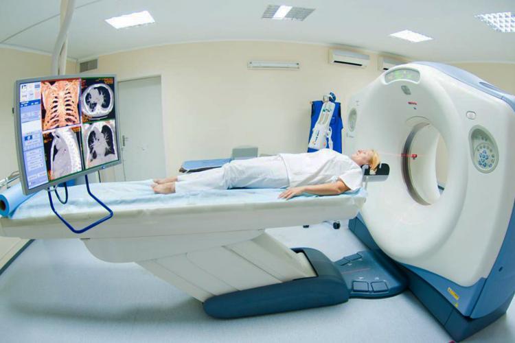 """Computer Tomograf primit de Spitalul Clinic de Pneumoftiziologie """"Leon Daniello"""" Cluj"""