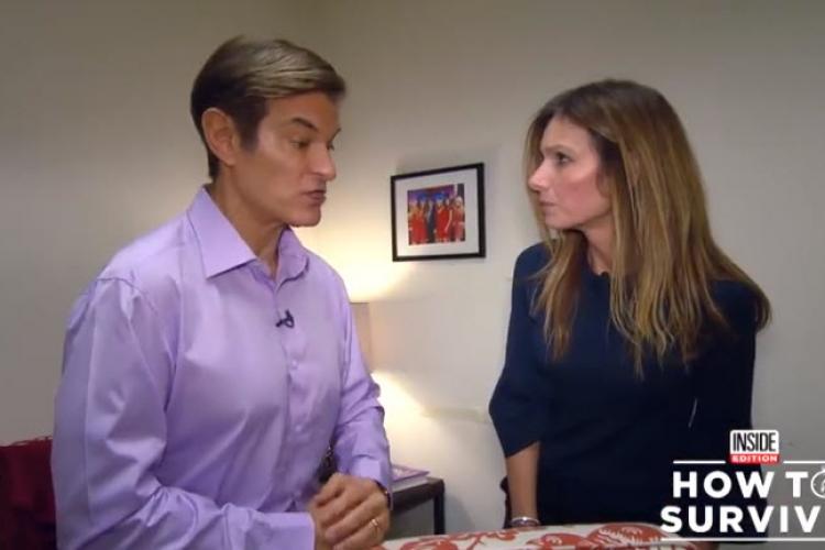 DR. Oz explică tehnici de supraviețuire în caz de URGENȚĂ majoră - VIDEO