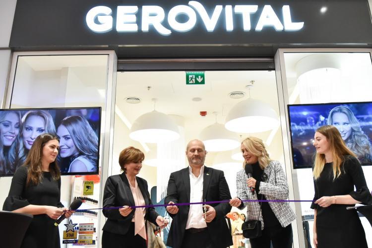 Farmec inaugurează cel de-al 25-lea magazin de brand - FOTO