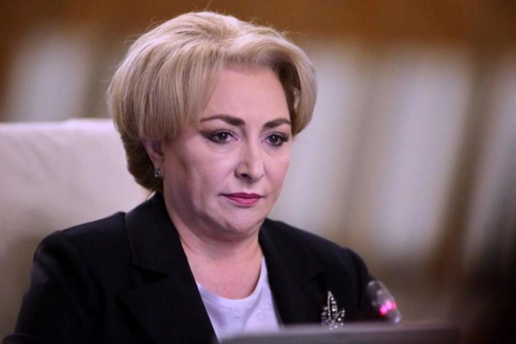 Viorica Dăncilă se simte jignită de criticile lui Iohannis: Nu a fost ușor