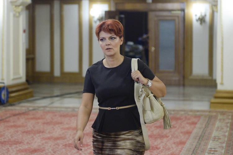 Preşedintele Klaus Iohannis nu îi va numi miniștri pe Lia Olguţa Vasilescu și Mircea Drăghici
