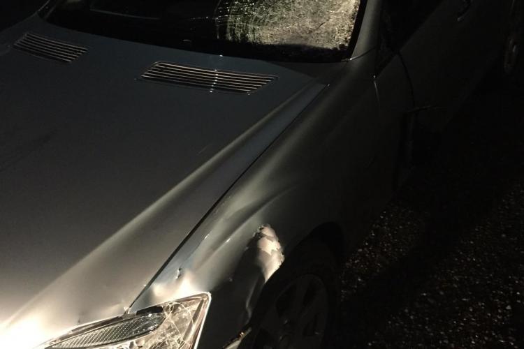 Accident mortal la Căianu Vamă. Șoferul e din Florești - FOTO