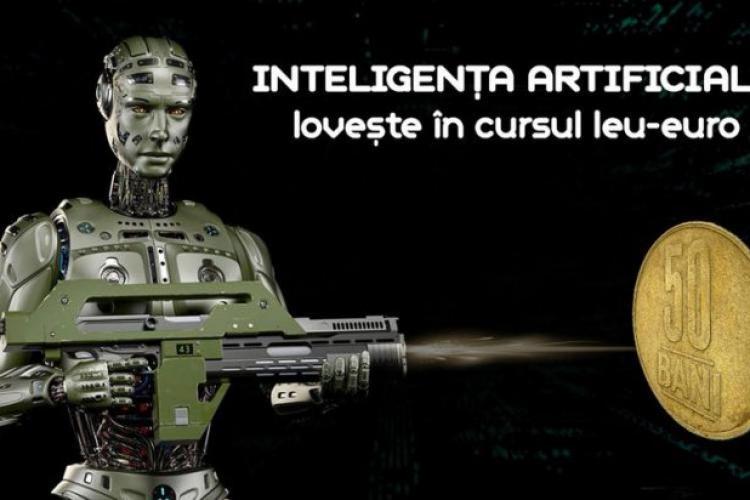 """PSD susține că """"Inteligența artificială lovește în cursul leu-euro"""""""
