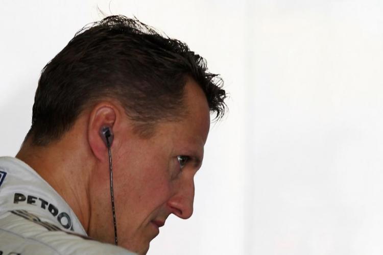 Un salvator a dezvăluit NUMAI acum cât ghinion a avut Schumacher