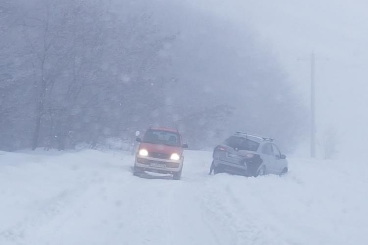 Drumul din Feleacu spre Casele Micești este un CALVAR. Primăria, acuzată că doarme - VIDEO