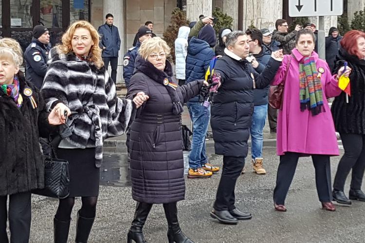 Mica Unire sărbătorită la Cluj de politicieni. De ce a lipsit Emil Boc - FOTO