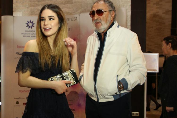 Cât de frumoasă este fiica de 21 de ani a lui Ion Țiriac - FOTO