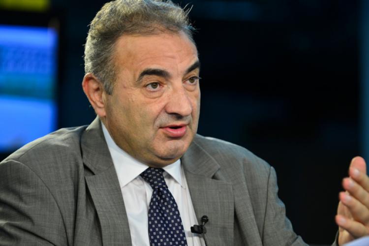 Florin Georgescu, prim-viceguvernator BNR, VREA impozitarea progresivă a veniturilor