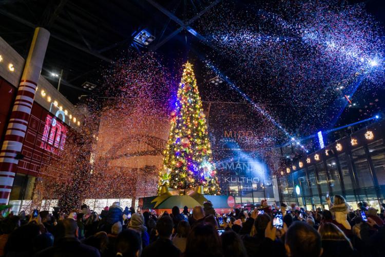 Programul de funcționare al Iulius Mall Cluj de Sărbători. Când mai poți face ultimele cumpără