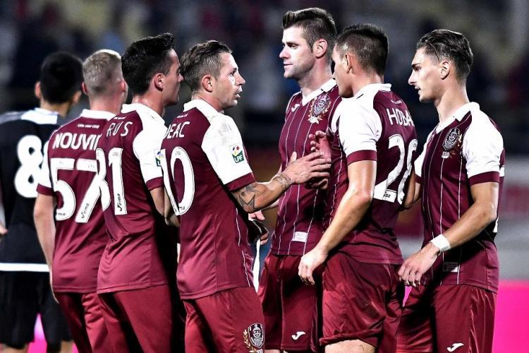 Ce jucător important a revenit la CFR Cluj