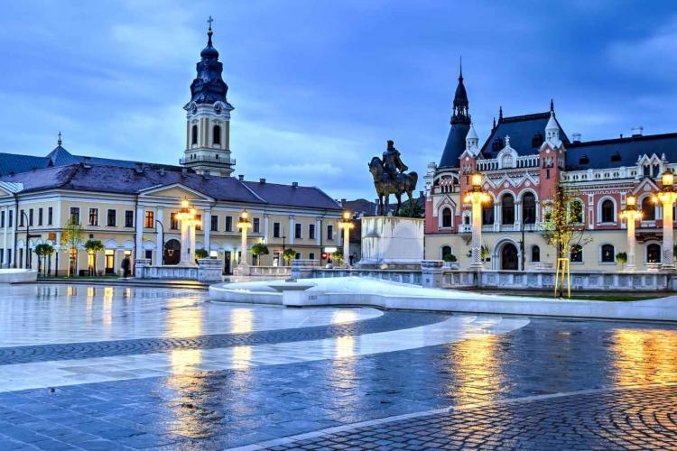 Primăria Oradea a învins Primăria Cluj-Napoca la un capitol IMPORTANT