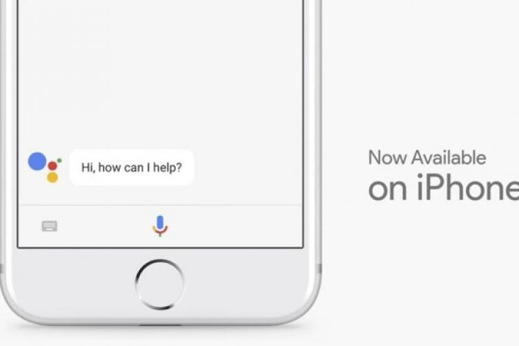 Cum poți înlocui Siri cu Google Assistent pe iPhone