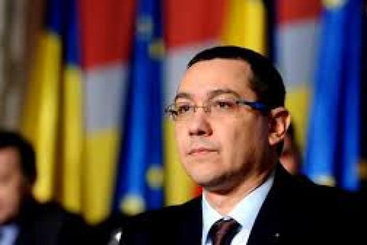 Ce spune Ponta despre posibila sa candidatură la alegerile prezidențiale
