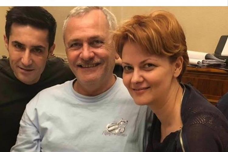 """Sefii PSD au timp de selfie -uri, în care arată a """"familie"""" fericită - FOTO"""