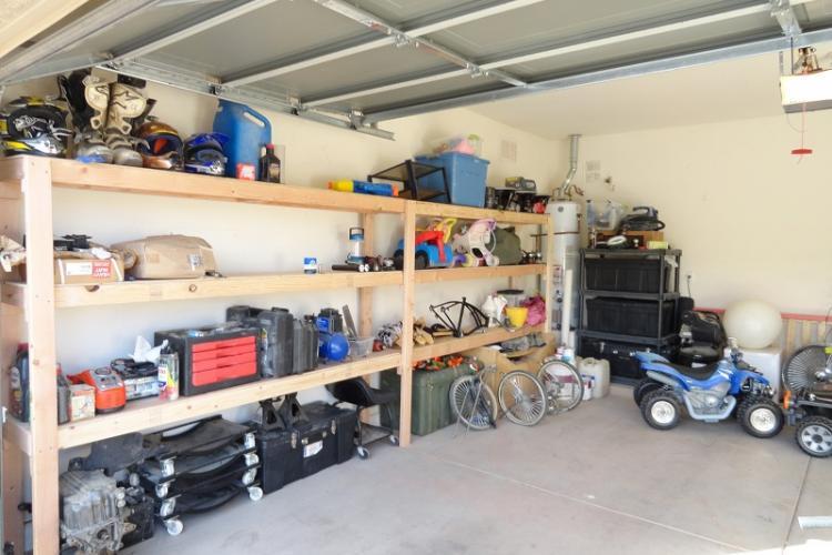 Metode eficiente de depozitarea mărfurilor în garaje