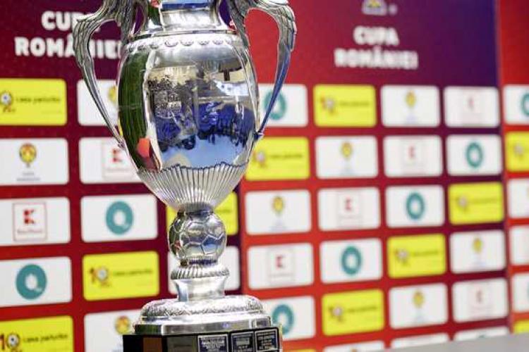 Cu ce echipă joacă CFR Cluj în Cupa României