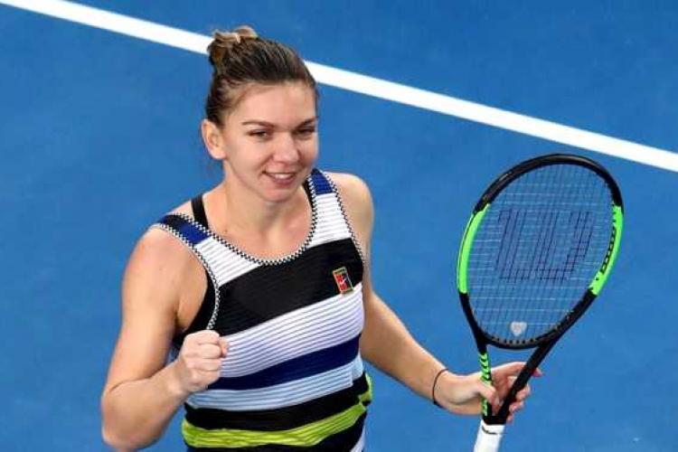 Simona Halep va juca tenis la Cluj, la SPORTS FESTIVAL