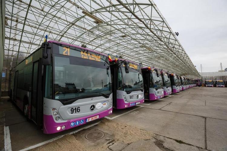 Programul mijloacelor de transport în comun pentru 24.01 – 27.01.2019