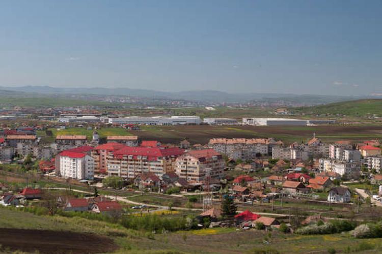 Locuințele în Apahida sunt mai căutate decât în Florești, Baciu sau Gilău
