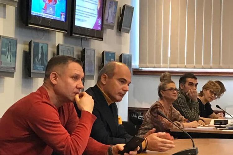 CNA a suspendat emisia postului Realitatea TV pentru difuzarea expresiei M..E PSD