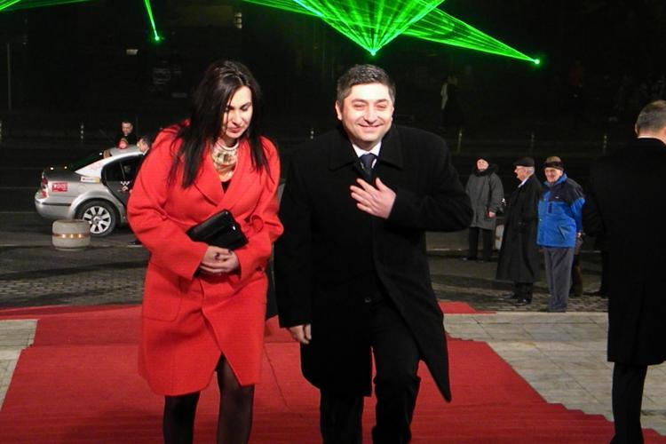 Tișe, acuzat că îl pune în CA la Aeroportul Cluj pe avocatul care l-a reprezentat la divorț
