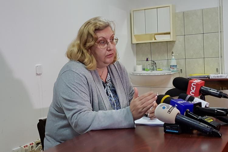 Operație COMPLEXĂ pentru a-i salva piciorul șoferului din accidentul mortal de la Gilău