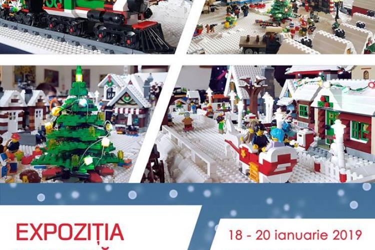 Expoziție LEGO la Muzeul Etnografic al Transilvaniei