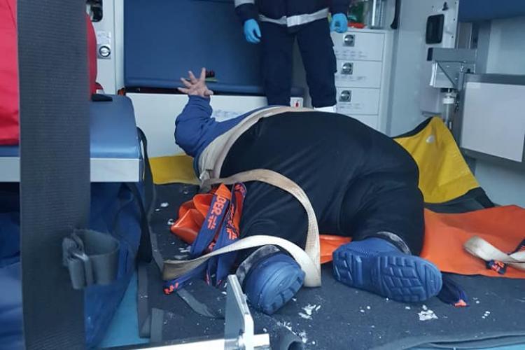 Cauza decesului tânărului de 280 de kg, refuzat inițial de spitale și tratat acasă - VIDEO