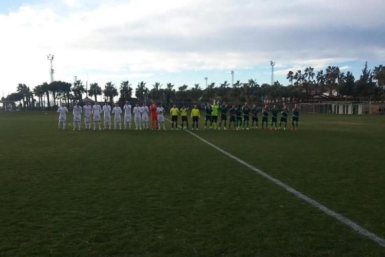 CFR Cluj - Vorskla Poltava 0-0, în primul amical din Antalya