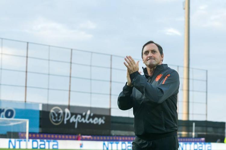 CFR Cluj recunoaște că Antonio Conceicao a plecat de la echipă