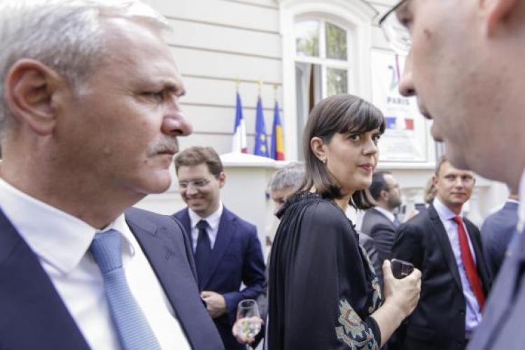Cum a încercat PSD să o blocheze pe Kovesi în Comisia LIBE. PNL a intervenit